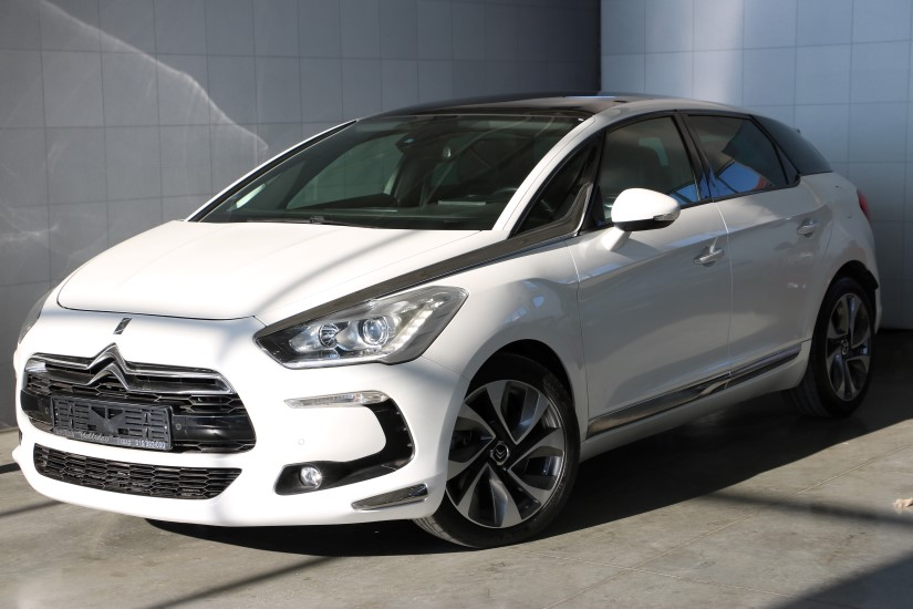 DS5 2.0HDI Automatic So Chic Panorama Led